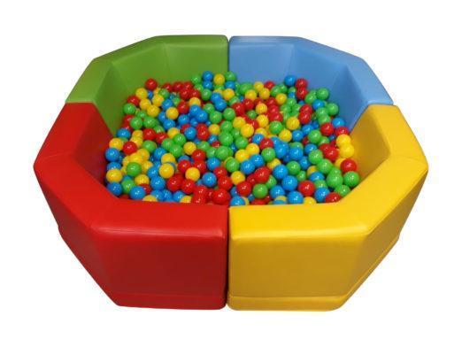 Suchy basen dla dzieci